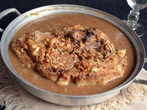 cuisine rouelle de porc recettes de rouelle de porc et érable