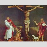 Isenheim Altarpiece Crucifixion | 600 x 460 jpeg 295kB
