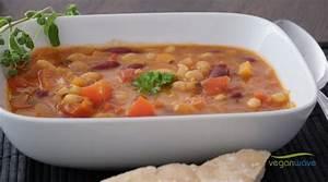 Vegane Serbische Bohnensuppe veganwave