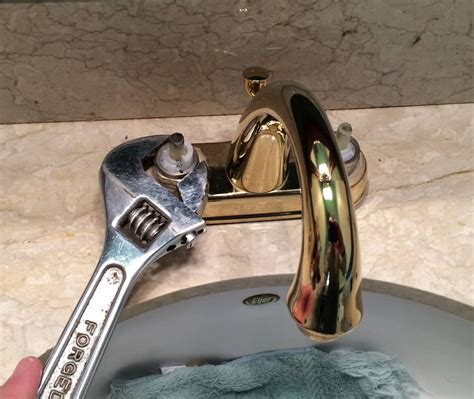 fix  leaky bathroom faucet  housing forum