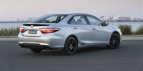 Toyota Camry Photo by Toyota Camry Rz Returns With More Kit Higher Price