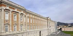 Reggia di Caserta inizia il restauro della facciata