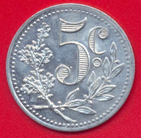 chambre de commerce seine denis algerie 5 centimes chambre de commerce d 39 alger 1916