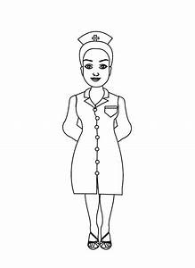 23 Nurse Coloring Pages