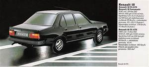 1983 Renault 18 Gtx  011r18gtx