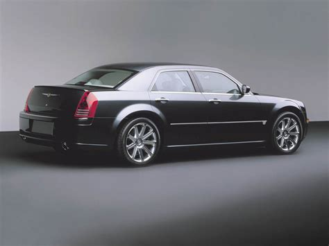 2003 chrysler 300c concept chrysler supercars net