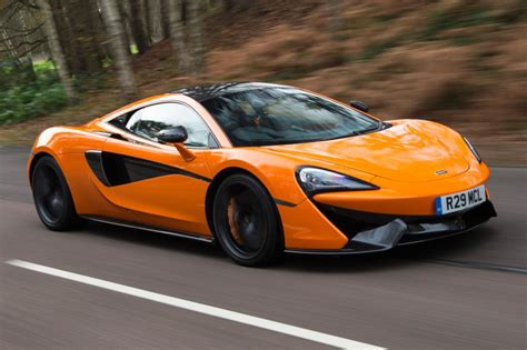 mclaren 570s review pictures auto express