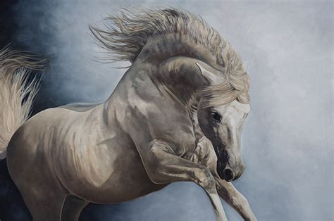 Pinterest Horse Paintings