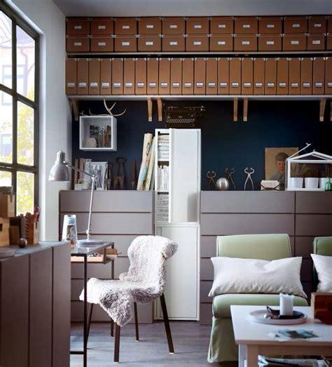 ikea office design ikea workspace organization ideas 2013 digsdigs