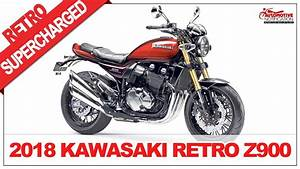 Kawasaki Z900rs 2018 : coming soon 2018 kawasaki retro z900rs and also supercharged model youtube ~ Medecine-chirurgie-esthetiques.com Avis de Voitures