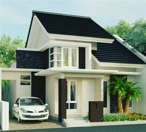 contoh desain rumah sederhana tapi mewah contoh hu