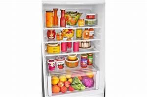 Lg Ltns16121v  16 Cu  Ft  Top Freezer Refrigerator