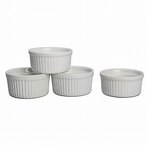 Porcelain Ramekins (Set of 4) - www BedBathandBeyond com