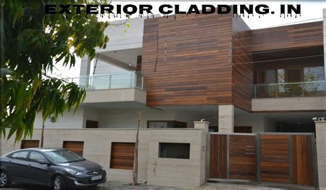 interior design model homes pictures aluminium metal cladding wooden finish manufacturers in