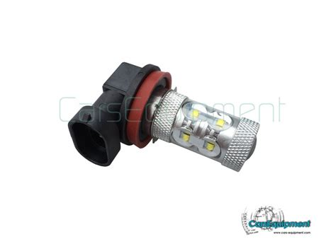 led h11 fog light bulb cree 80w eu standard for 20
