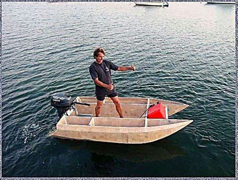 Plywood Fishing Boat Designs by The 261 Best Small Plywood Electric Boat With Inboard