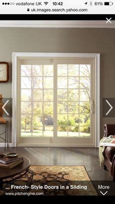 Sliding Doors That Look Like Doors by Add On Window Panes How To Make Your Sliding Glass Doors