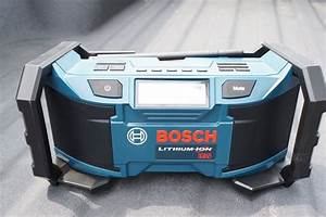 Bosch Professional Radio : bosch 18v compact radio review pb180 tools in action power tools and gear ~ Orissabook.com Haus und Dekorationen