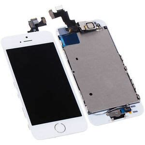 white lcd touch screen digitizer replacement assembly
