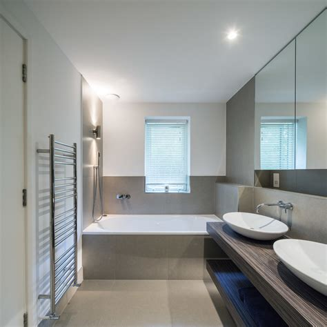 glamorous heated towel rack look london contemporary