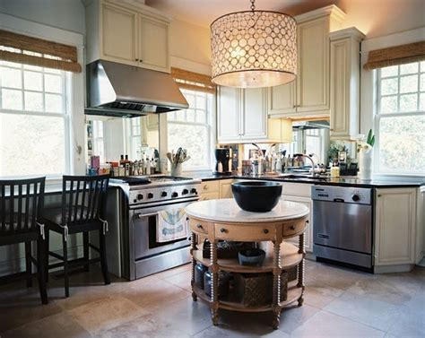 circular kitchen island island home kitchen