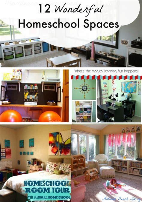 Tour 12 Fabulous Homeschool Rooms - Natural Beach Living