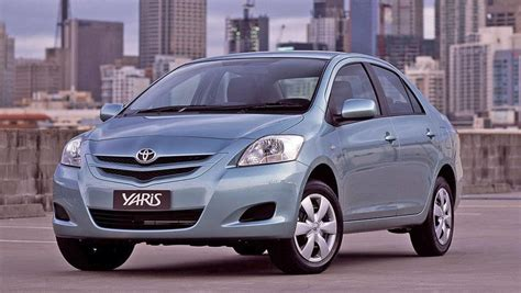 2006 Toyota Yaris by Used Toyota Yaris Review 2005 2016 Carsguide