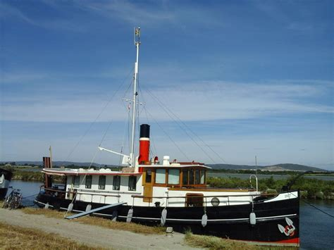 Tug Boat Liveaboard by Converted Tug Boats For Sale Boats
