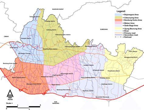 bandung map source modification  researcher