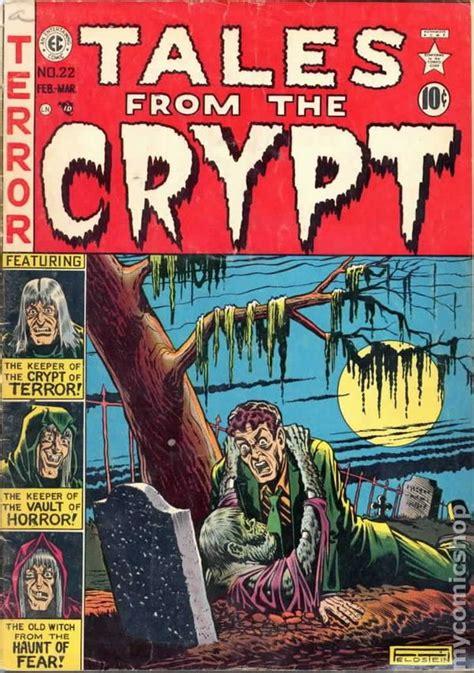 tales   crypt  ec comics comic books