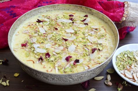 cuisine easy how to kesari kheer recipe ingredients methods