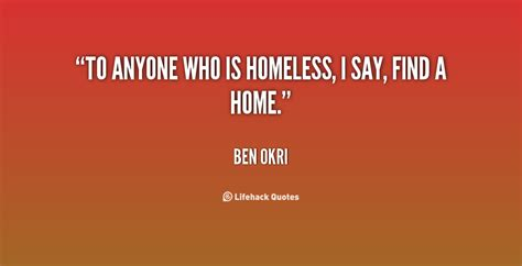 Funny Quotes Homelessness