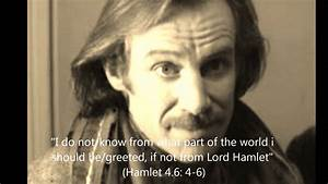 Hamlet and Horatio Friendship and Loyalty - YouTube