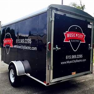vinyl lettering franklin sign company With vinyl lettering for trailers