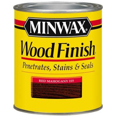 minwax hardwood floor reviver home depot 1 qt based mahogany wood finish interior stain