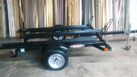 Shoreland R 3 Rail Motorcycle Trailer Motorcycles For Sale