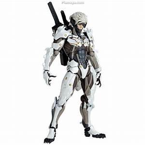 Revoltech Series - No.140EX Raiden White Armor Others ...