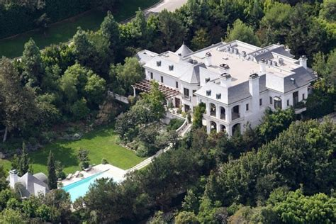 file photo the beverly mansion where michael jackson died michael jackson photo