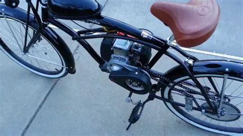 4 Stroke Motorized Bike (2 Stroke Vs 4 Stroke) Youtube