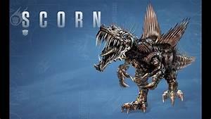 Transformers A O E  All Scorn Scenes
