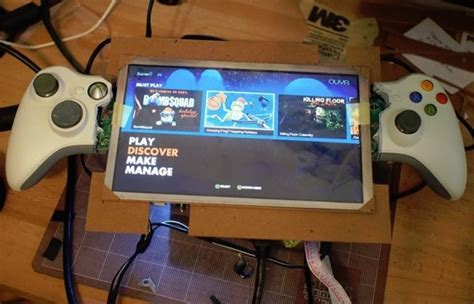 Awesome Ouya Handheld Game Console Created By Modder