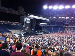 Gillette Stadium Section 111 Concert Seating