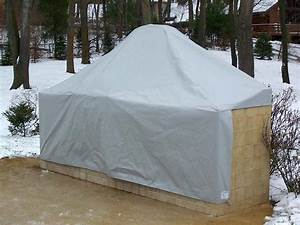 Custom outdoor kitchen covers kitchen covers grill for Outdoor kitchen covers