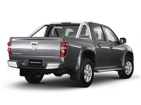 General motors has announced the retirement of the holden brand in australia and new zealand. 2008 Holden Colorado   Motor Desktop