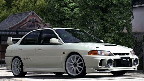 Mitsubishi Evolution 4 by 1996 Mitsubishi Lancer Evolution Iv Jdm Mitsubishi