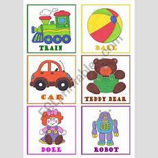 Toys Flashcards  Esl Worksheet By Je Suis Papillon
