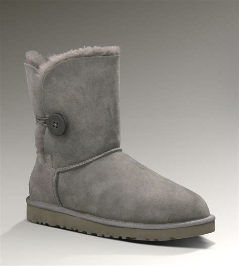 ugg bailey button bow sale ugg boots bailey button grau sale