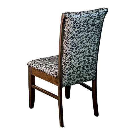 sized elite fabric back chair heng s furniture