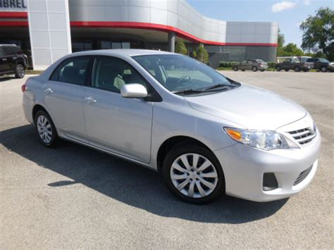 2013 Toyota Corolla Le by 2013 Toyota Corolla Le News Reviews Msrp Ratings With