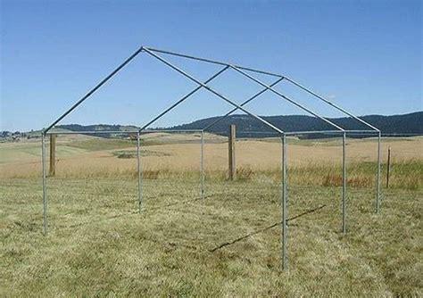 wilderness conduit tent frames